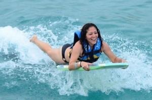 Nado con Delfines Ecoturismo Cancun